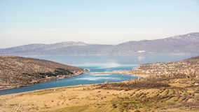 Bosnian Lake Stock Image