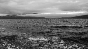 Bosnian lake Royalty Free Stock Images