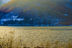 Bosnian lakes Stock Photography