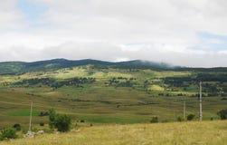 Bosnian Landscape Stock Image