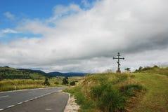 Bosnian Landscape Stock Photography