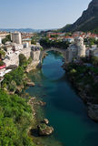 Bosnien mostar Royaltyfri Bild