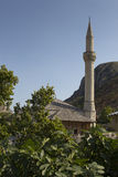 Bosnien mostar Royaltyfri Fotografi