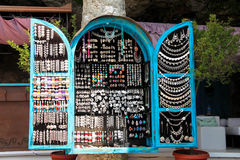 BOSNIEN - Mostar, Bazar Royaltyfri Bild