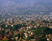 Bosnien sarajevo Royaltyfri Foto