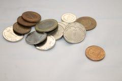 Bosnische muntstukken Royalty-vrije Stock Foto's