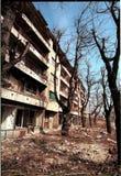 BOSNISK INBÖRDESKRIG fotografering för bildbyråer