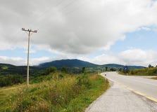 bosnisk liggande Royaltyfri Fotografi