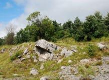 bosnisk liggande Arkivfoton