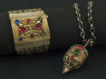 bosniska smycken Arkivfoton