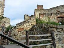 Bosovice城堡 库存图片