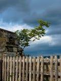 Bosovice城堡 免版税库存图片