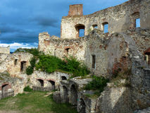 Bosovice城堡 图库摄影