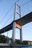bosphorous桥梁伊斯坦布尔 库存图片