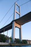 Bosphorous Brücke, Istanbul Stockbild
