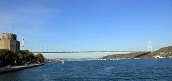 Bosphorous Strait Royalty Free Stock Photo