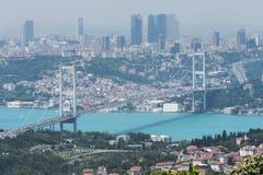 bosphorus伊斯坦布尔 图库摄影