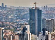 bosphorus桥梁伊斯坦布尔火鸡 免版税库存图片