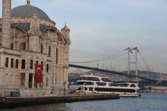 Bosphorus Ä°stanbul, Турция стоковые изображения