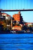 bosphorus Κωνσταντινούπολη Στοκ εικόνες με δικαίωμα ελεύθερης χρήσης