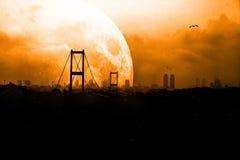 Bosphorus Imagen de archivo libre de regalías