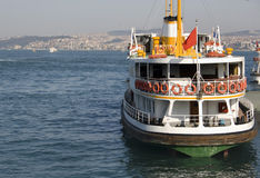 Bosphorus Imagem de Stock Royalty Free