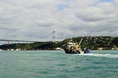 Bosphorus Royalty Free Stock Photo