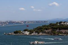 Bosphorus Obraz Stock