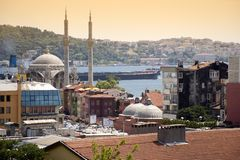 Bosphorus Fotografia de Stock
