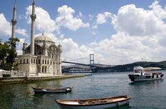 Bosphorus Stockfotos