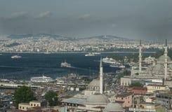 Bosphorus Imágenes de archivo libres de regalías