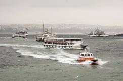Bosphorus Royaltyfria Bilder