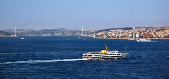 Bosphorus images libres de droits