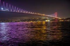 Bosphorus Στοκ Φωτογραφίες