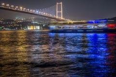 Bosphorus Στοκ εικόνα με δικαίωμα ελεύθερης χρήσης