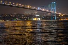 Bosphorus Στοκ Φωτογραφία