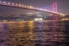 Bosphorus Στοκ φωτογραφία με δικαίωμα ελεύθερης χρήσης