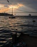 Bosphorus Στοκ εικόνες με δικαίωμα ελεύθερης χρήσης