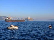 Bosphorus Στοκ Εικόνες