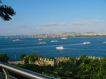 Bosphorus Royalty Free Stock Photo