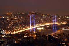 Bosphorus Brücke Lizenzfreie Stockfotografie