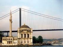 Bosphorus Brücke Stockfotografie
