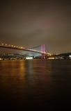 bosphorus bridżowy Istanbul Obraz Stock
