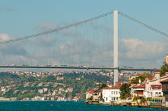 The Bosphorus Bridge Stock Image