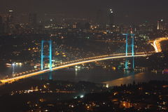 Bosphorus Bridge Stock Photos