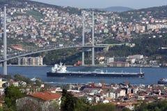 Bosphorus Bridge Stock Images