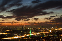 Bosphorus Bridge Royalty Free Stock Photos