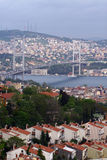 Bosphorus Bridge Stock Photo
