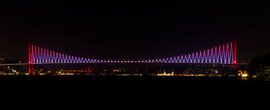Bosphorus Bridge Stock Image