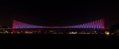 Bosphorus Bridge Stock Image